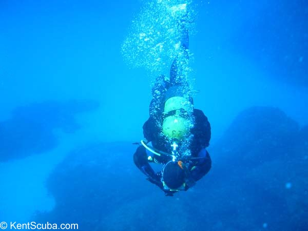 PADI Deep Diver Course with Kent Scuba