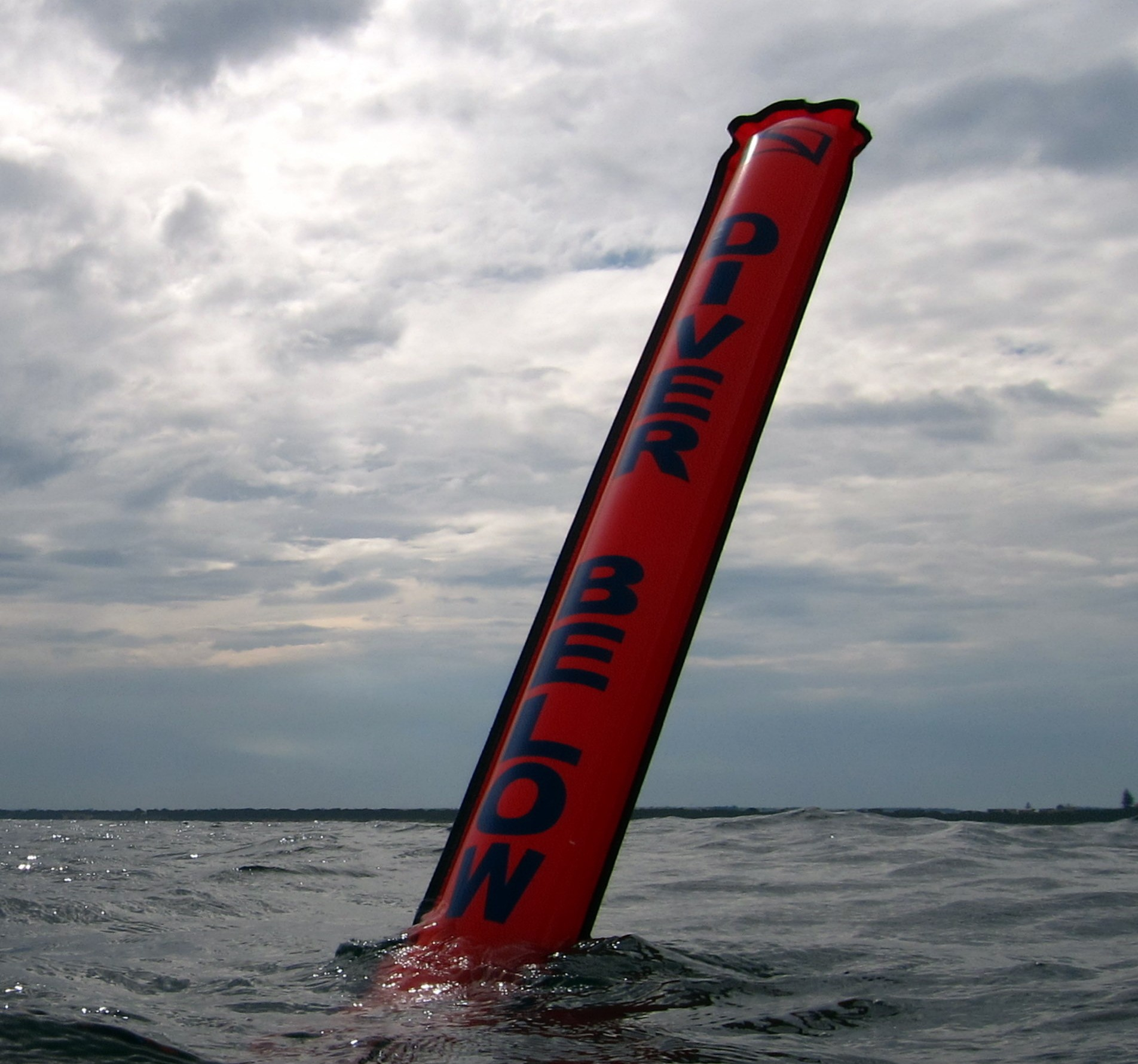PADI Surface Marker Buoy Specialty Course