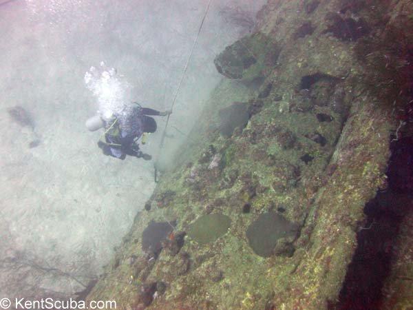 Kent Scuba Wreck Dive