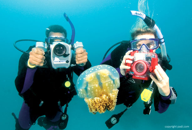PADI Digital Photography Specialty Course