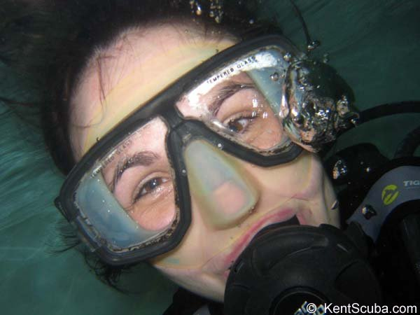 PADI Open Water Course with Kent Scuba
