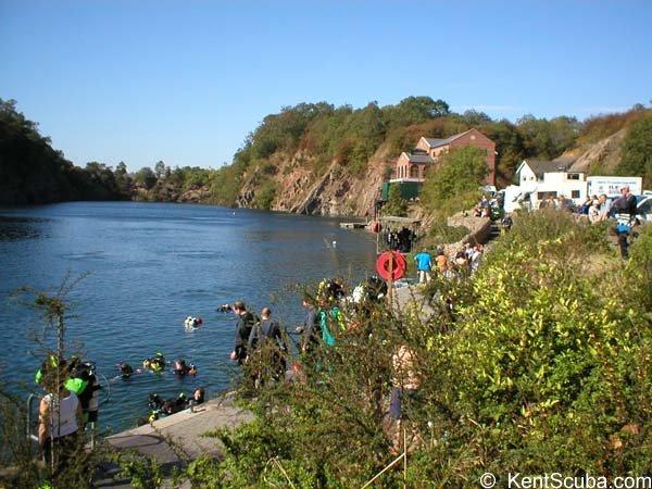 Stoney Cove Trip