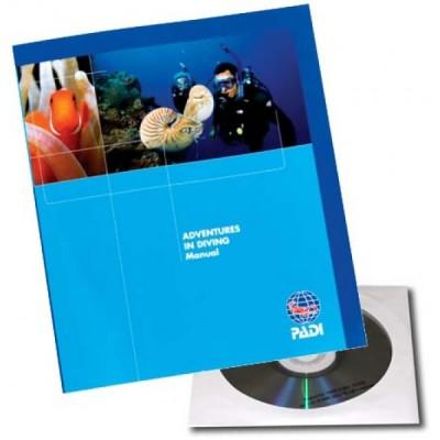 kentscuba-padi-aow_manual_with_dvd